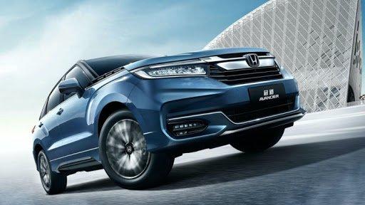 Toyota Highlander отправится домой?  Обновленный Honda Avancier 2021 ждет успех в России