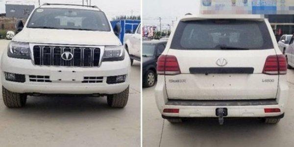 «Китаец», который «убьет» Toyota Land Cruiser 200: Какая судьба ждет новый Hengtian L4600 в России