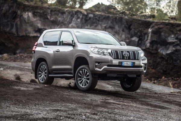 Мифы о Toyota Land Cruiser Prado J150, которые встречаются в интернете