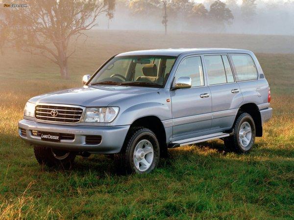Toyota Land Cruiser 100 – легенда или обуза? Стоит ли покупать «сотку» в 2020 году?