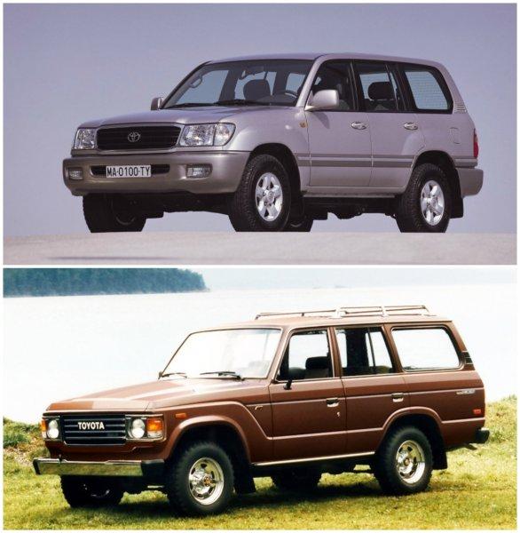 Бред сивой кобылы? В Японии будут превращать новые Toyota Land Cruiser в старые
