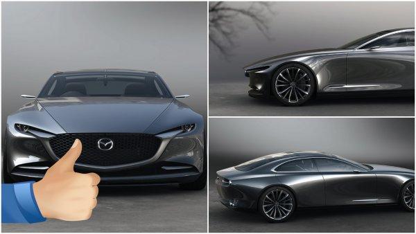 Хоть кто-то решил делать автомобили лучше: Mazda 6 ждёт грандиозное обновление — претендует на лавры BMW?
