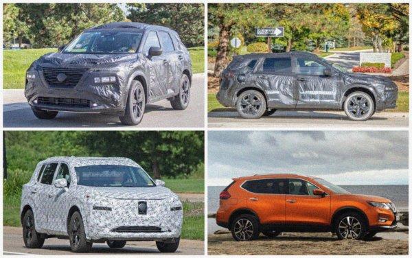Наконец-то посвежел: Nissan X-Trail 2021 хочет «уделать» Volkswagen Tiguan, а сможет ли?