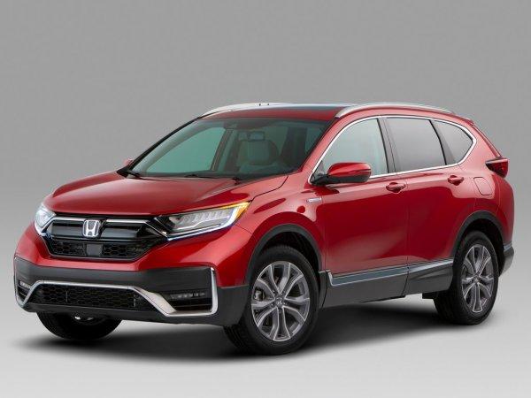 Эффектный, современный и неприхотливый: Почему Honda CR-V остается оптимальным предложением на рынке