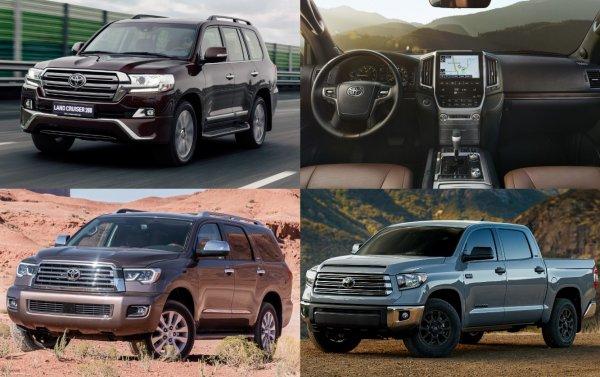 Бензин заканчивается, пора что-то менять: Какое «перевооружение» получит Toyota Land Cruiser 300 и его друзья