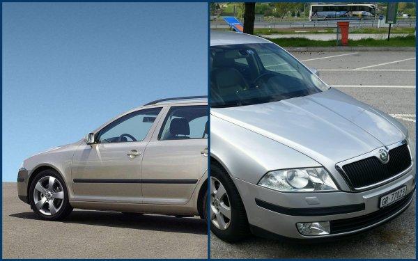 Нет лучшей «старушки», чем Skoda Octavia A5 «дизель»
