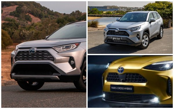 Toyota RAV4 станет бюджетнее или это «влажные» мечты автомобилистов: В Сеть слили снимки нового Corolla Cross