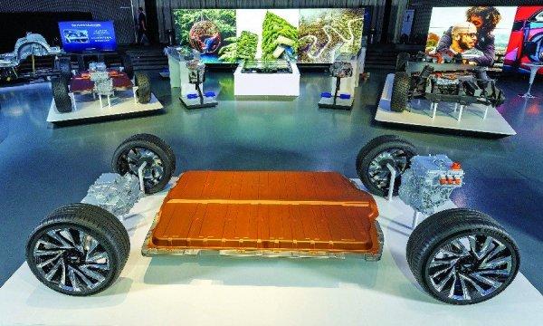 Концерн GM поделился подробностями разработки новой батареи