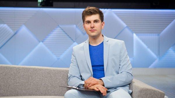 Ведущий Первого канала Дмитрий Борисов слег с коронавирусом